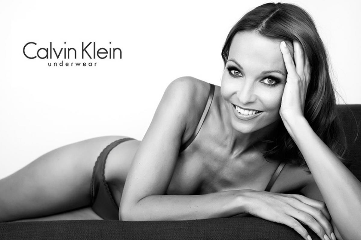 07-Anita Buri Werbung für Intimates von Calvin Klein