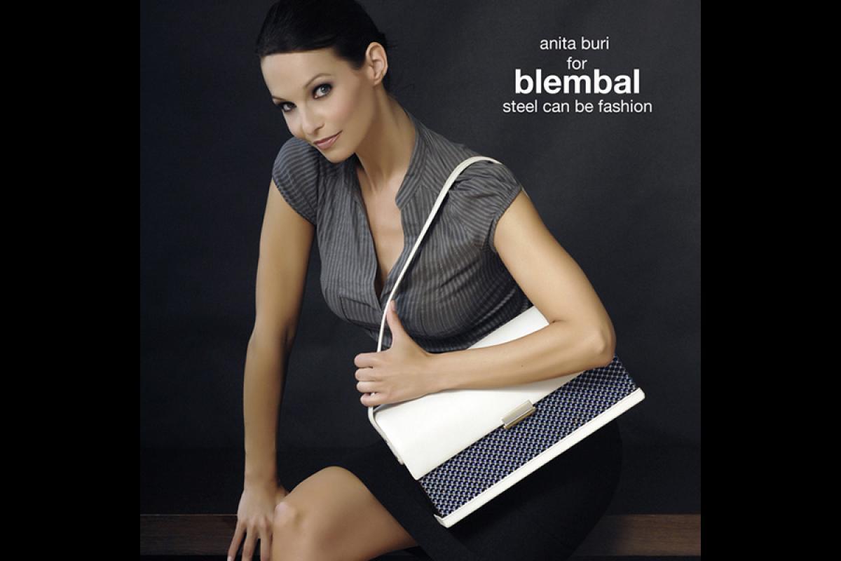 18-Anita Buri Werbung Blembal 1. Kollektion