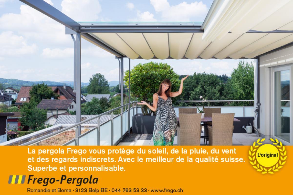 04-Anita Buri Werbung für Frego-Pergola