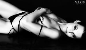 MAXIM-Magazin: Anita Buri unter den Hot 100