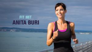 Fit mit Anita Buri