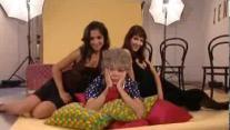 Total Birgit mit Anita Buri & Bianca Sissing